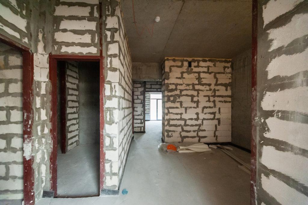 Квартира №1209 в ЖК Шато Лувр 3