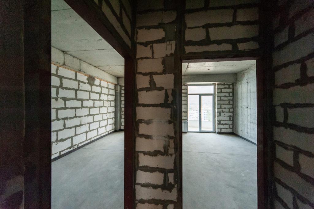 Квартира №1209 в ЖК Шато Лувр 5