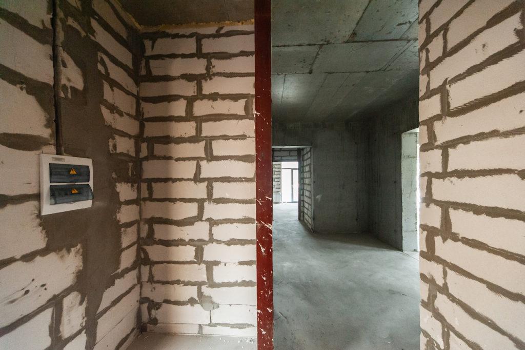 Квартира №1211 в ЖК Шато Лувр 2