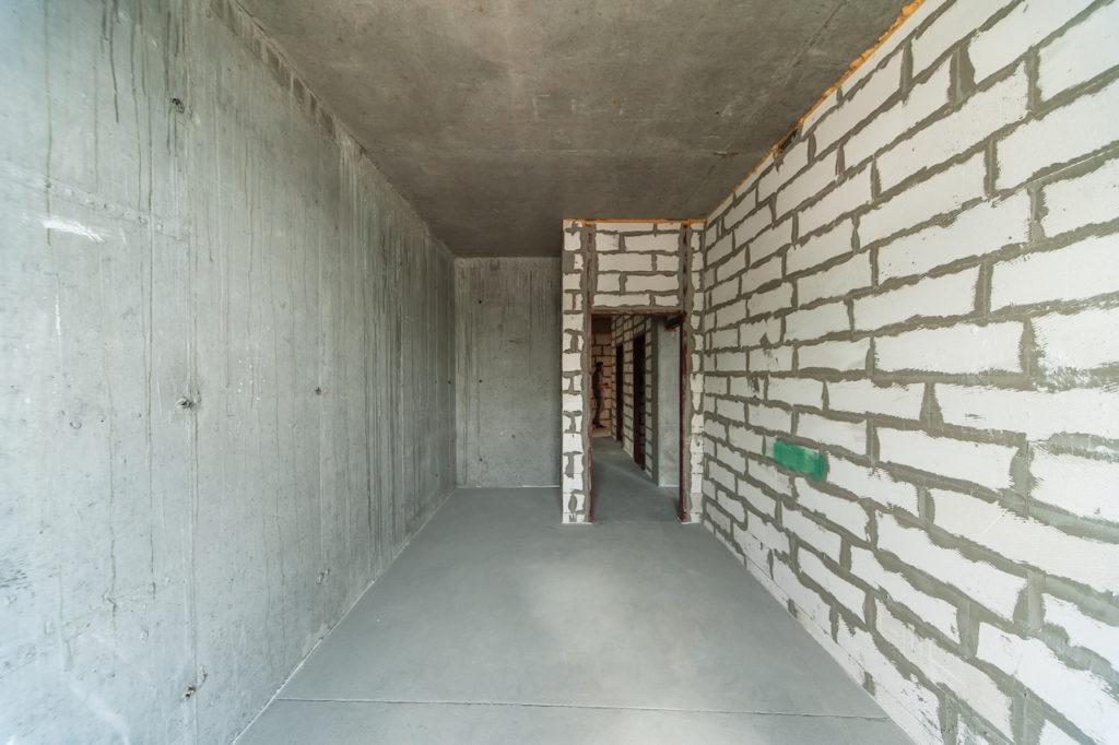 Квартира №1211 в ЖК Шато Лувр 5