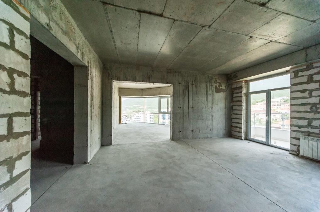 Квартира №1211 в ЖК Шато Лувр 11
