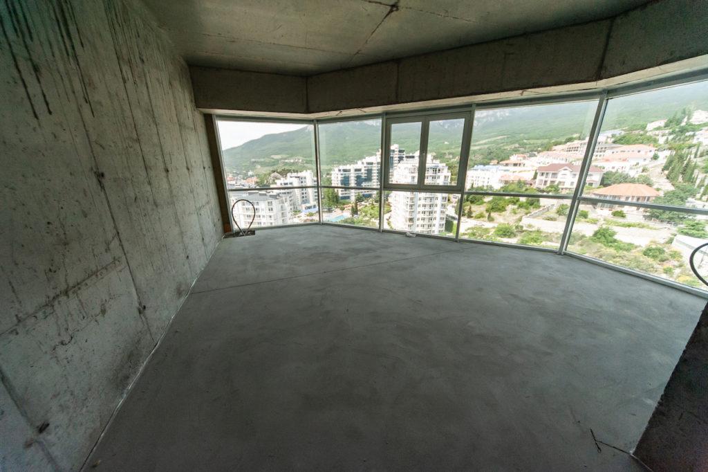Квартира №1211 в ЖК Шато Лувр 17