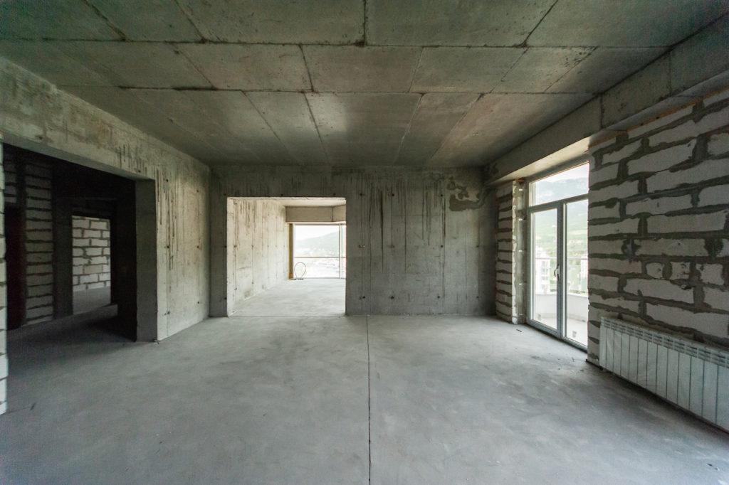 Квартира №1211 в ЖК Шато Лувр 19