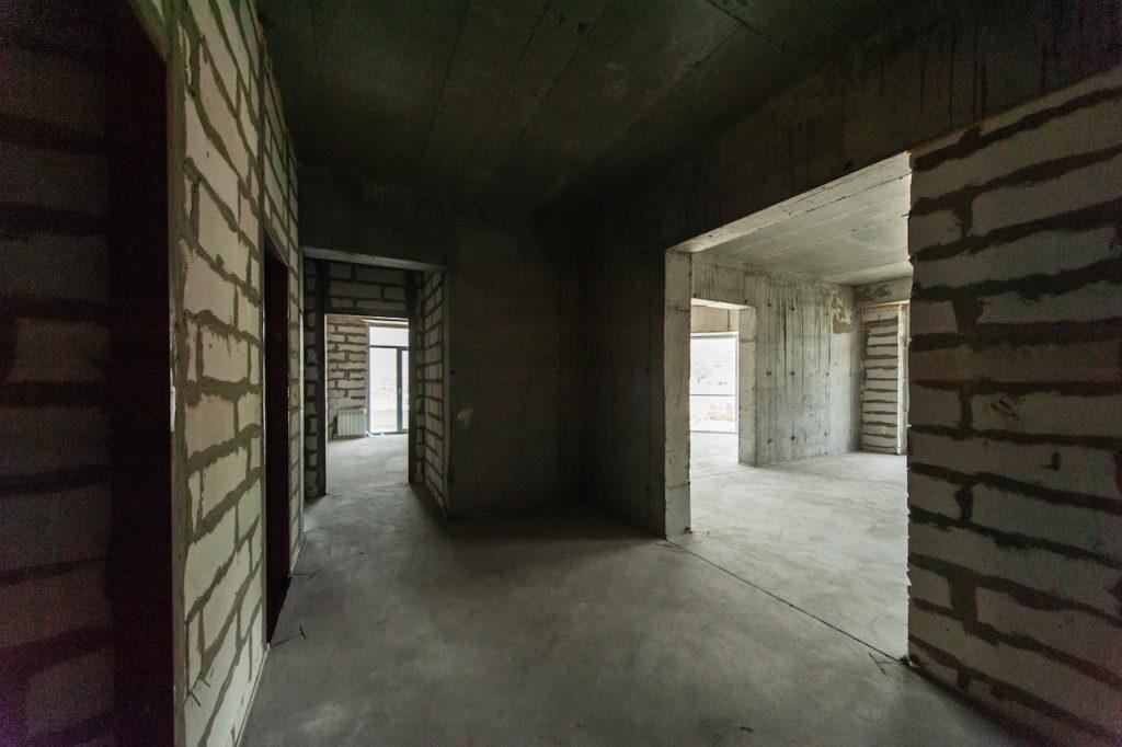 Квартира №1211 в ЖК Шато Лувр 22