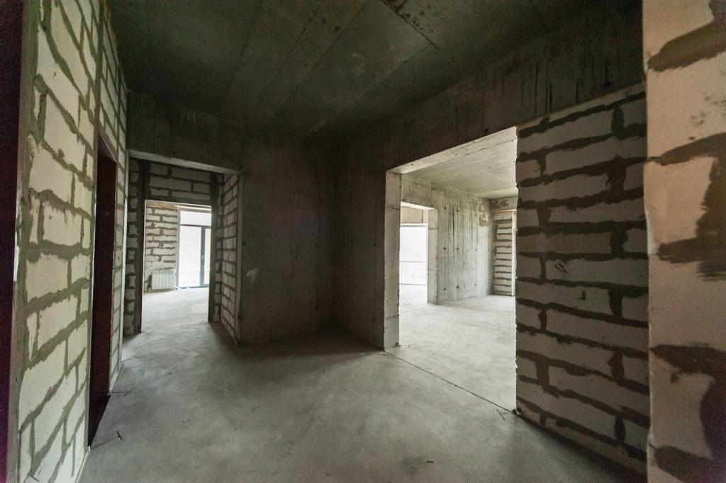 Квартира №1211 в ЖК Шато Лувр 23