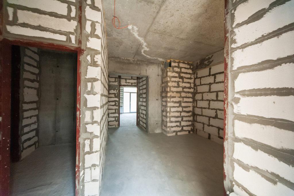 Квартира №1212 в ЖК Шато Лувр 2