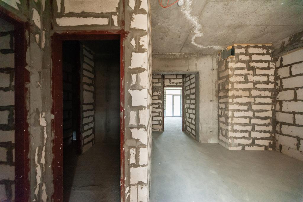 Квартира №1212 в ЖК Шато Лувр 3