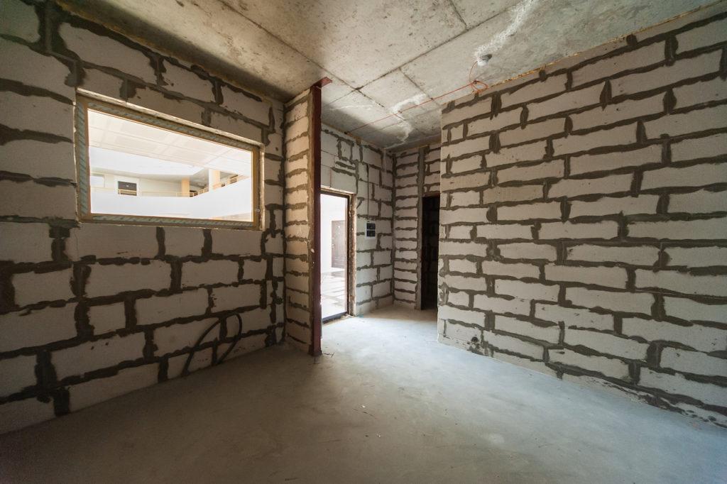 Квартира №1212 в ЖК Шато Лувр 5