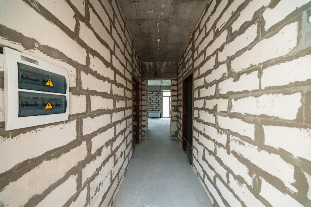 Квартира №1213 в ЖК Шато Лувр 2