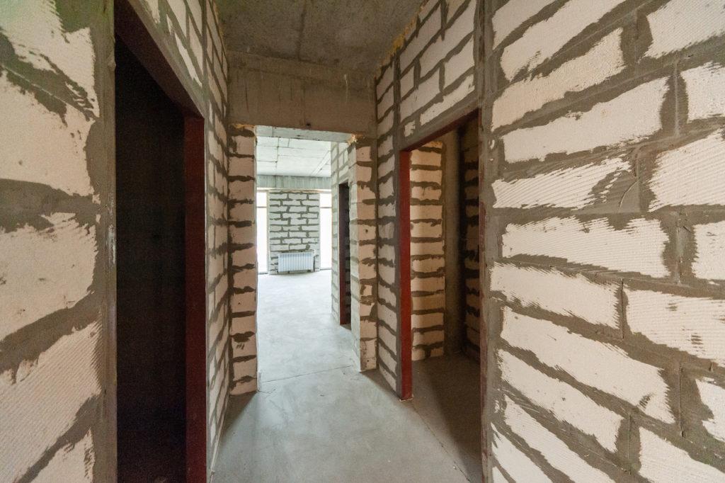 Квартира №1214 в ЖК Шато Лувр 2