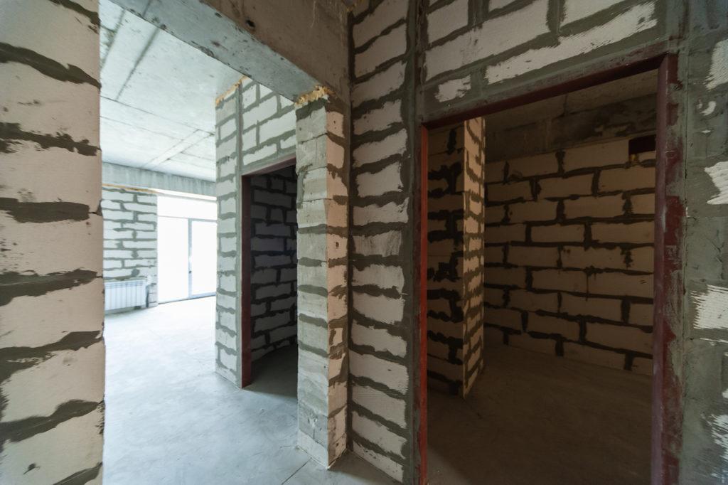 Квартира №1214 в ЖК Шато Лувр 3