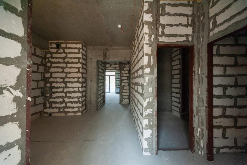 Квартира №1216 в ЖК Шато Лувр 2