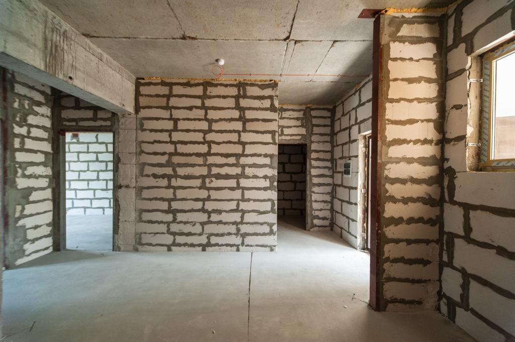 Квартира №1216 в ЖК Шато Лувр 3