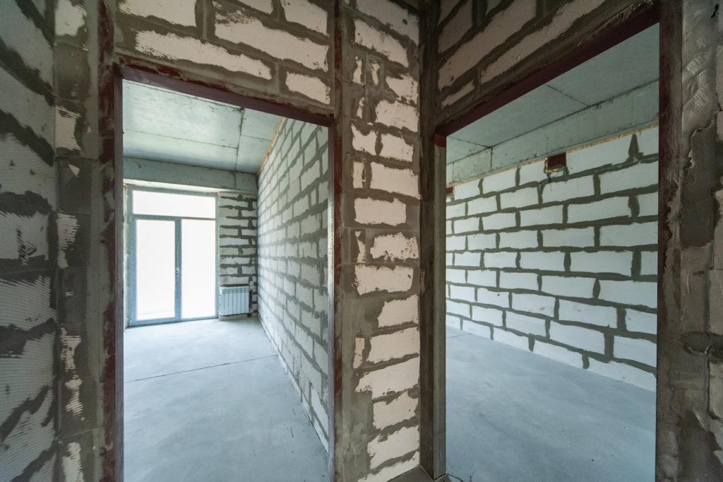 Квартира №1216 в ЖК Шато Лувр 4