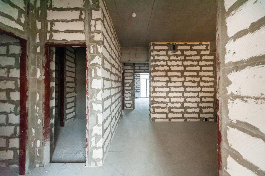 Квартира №1218 в ЖК Шато Лувр 2