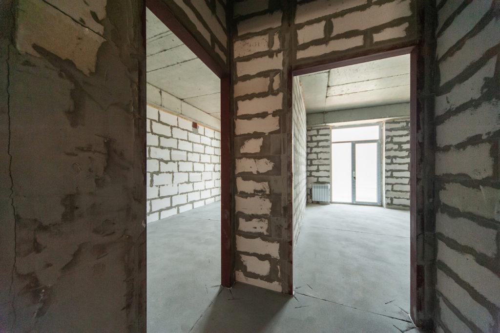 Квартира №1218 в ЖК Шато Лувр 5