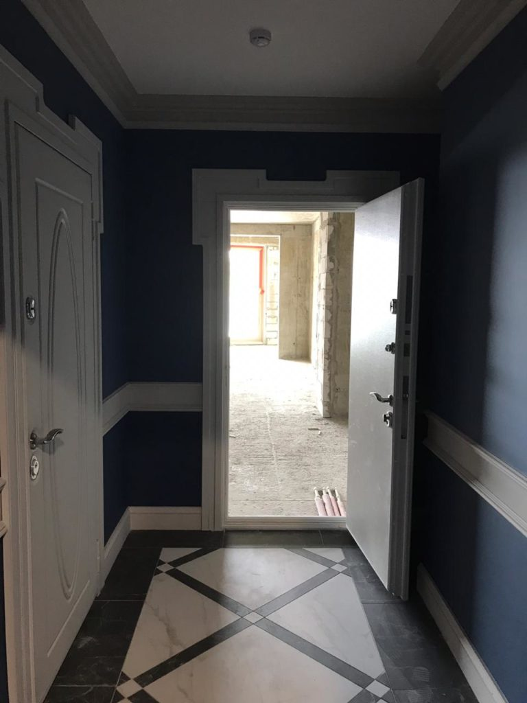 Апартаменты свободной планировки в ЖК Зазеркалье 2