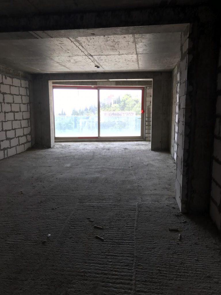 Апартаменты свободной планировки в ЖК Зазеркалье 3