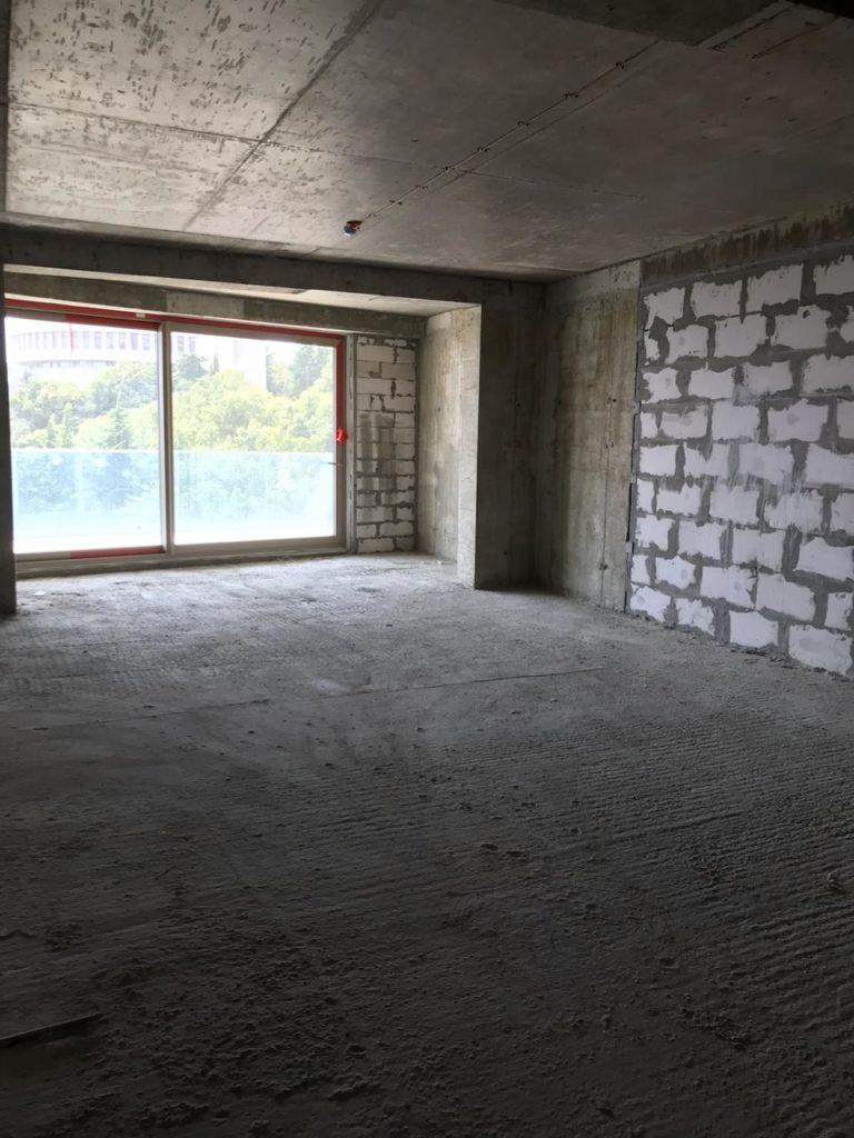 Апартаменты свободной планировки в ЖК Зазеркалье 5