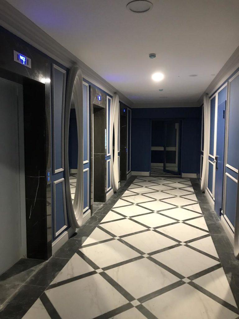 Апартаменты свободной планировки в ЖК Зазеркалье 12