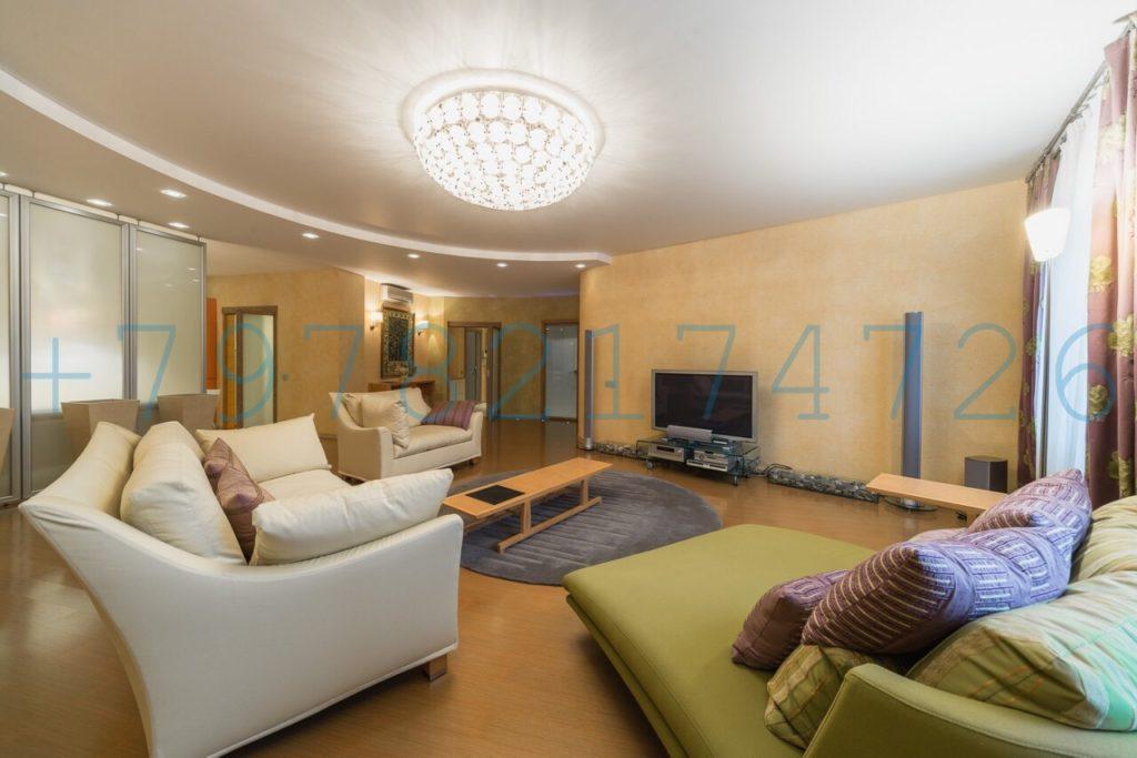 Квартира в центре Ялты в элитном жк Шестой элемент 12