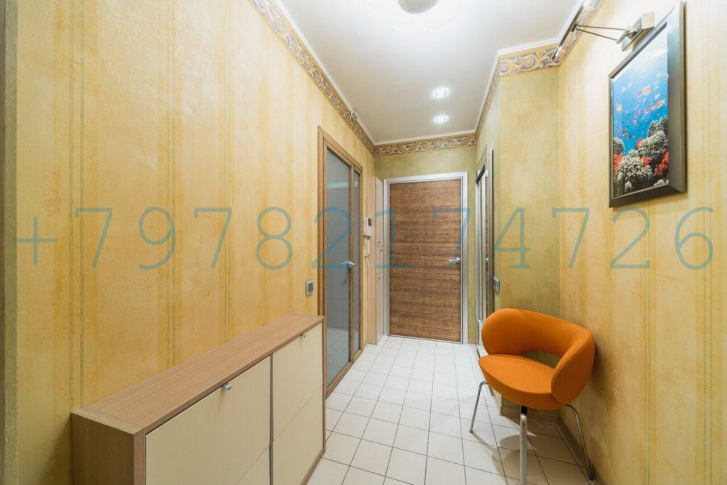Квартира в центре Ялты в элитном жк Шестой элемент 20