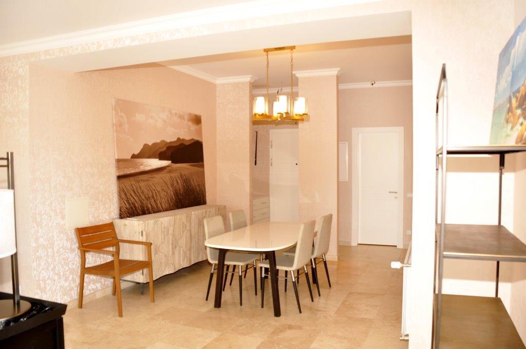 Современные 3-х комнатные апартаменты с лучшим видом на море и город 15