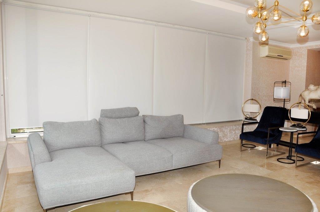 Современные 3-х комнатные апартаменты с лучшим видом на море и город 16