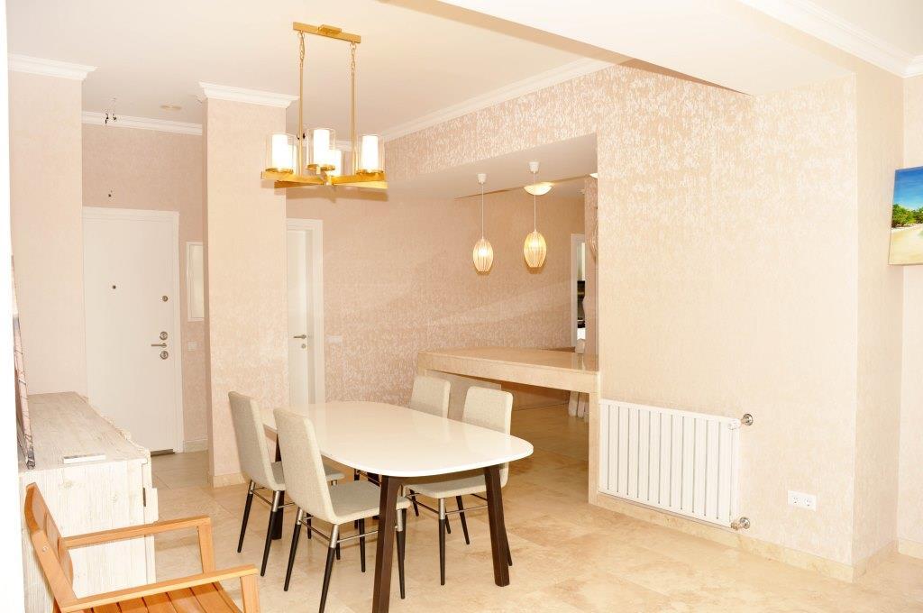 Современные 3-х комнатные апартаменты с лучшим видом на море и город 7