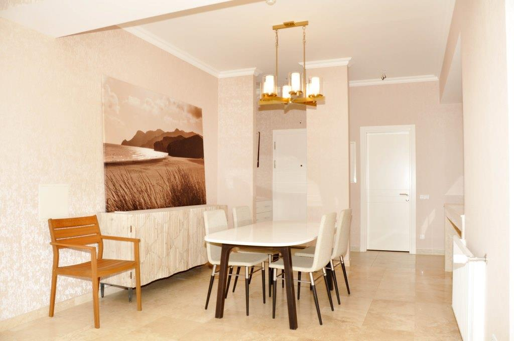 Современные 3-х комнатные апартаменты с лучшим видом на море и город 8