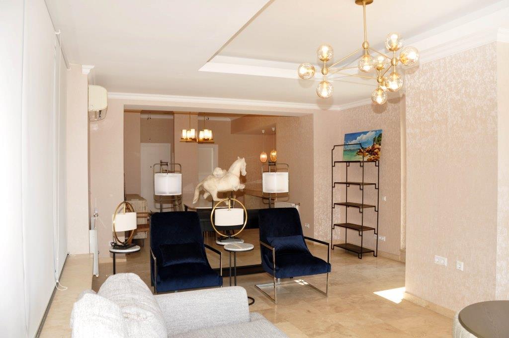 Современные 3-х комнатные апартаменты с лучшим видом на море и город 17