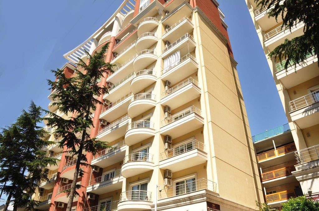 Современные 3-х комнатные апартаменты с лучшим видом на море и город 36