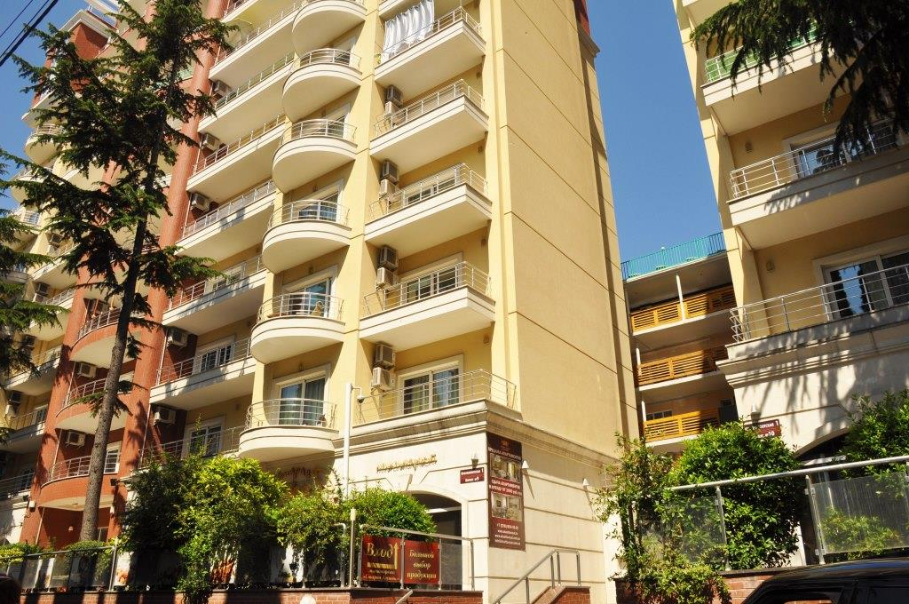 Современные 3-х комнатные апартаменты с лучшим видом на море и город 34