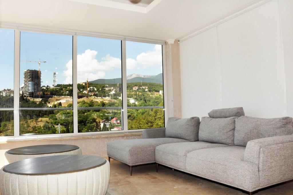 Современные 3-х комнатные апартаменты с лучшим видом на море и город 19