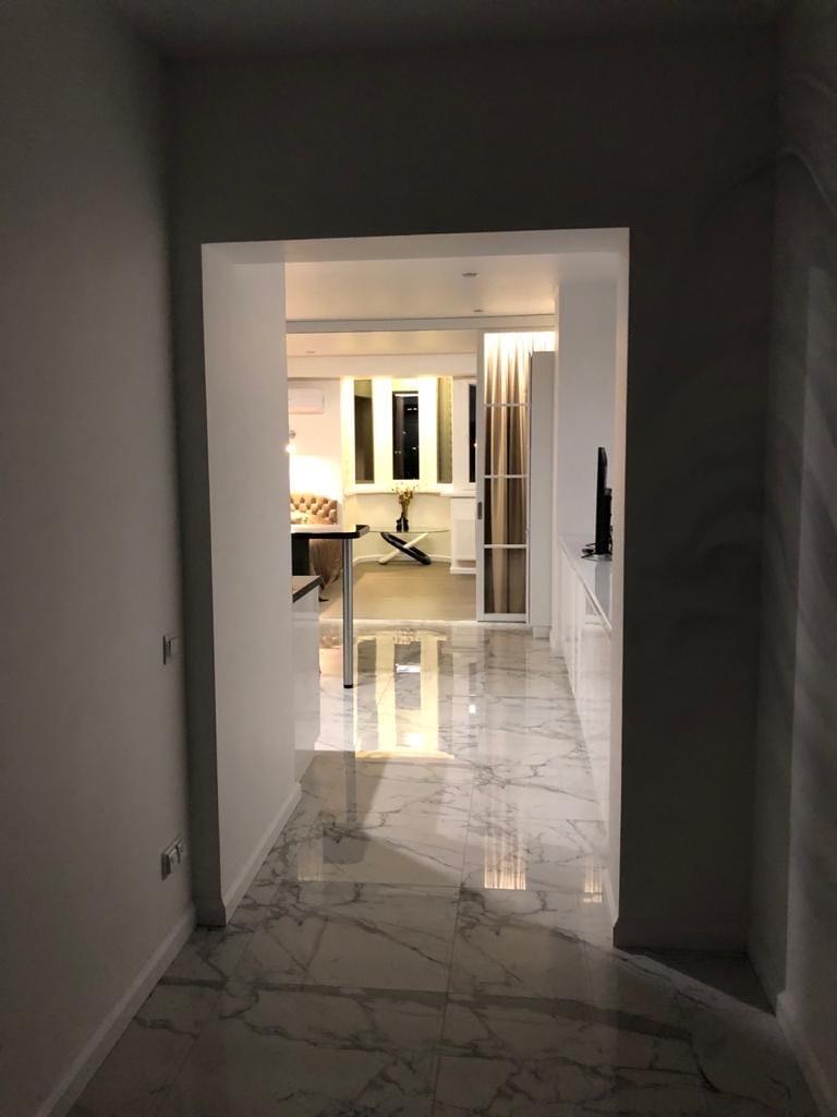 Квартира с ремонтом в ЖК Континент 7