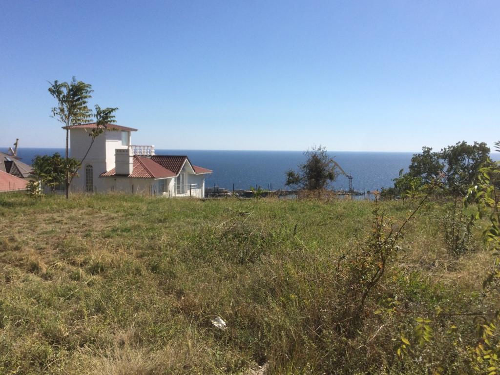 Участок возле моря 8.7 сотки для ИЖС в п. Отрадное Ялта 7