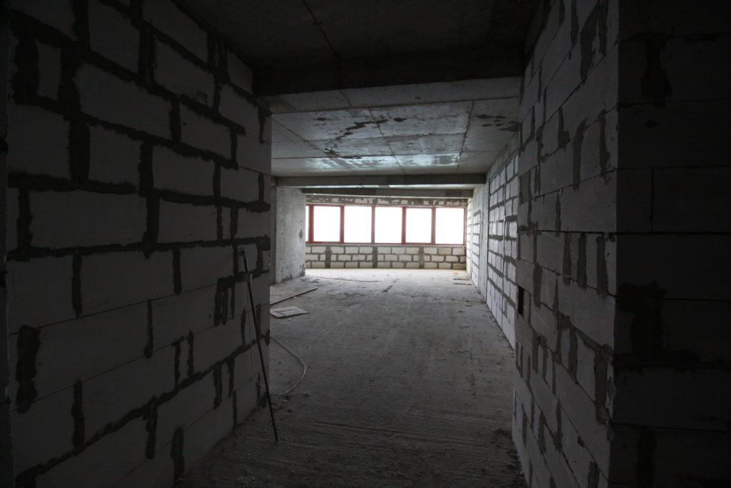 Квартира № 1604 в ЖК Зазеркалье 6