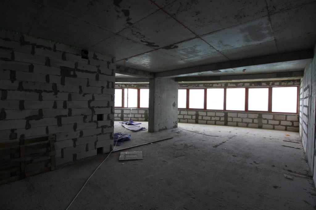 Квартира № 1604 в ЖК Зазеркалье 7