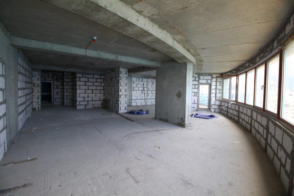Квартира № 1604 в ЖК Зазеркалье 8