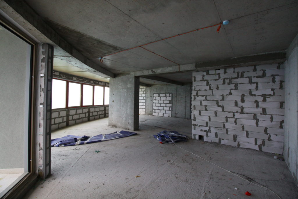 Квартира № 1604 в ЖК Зазеркалье 10