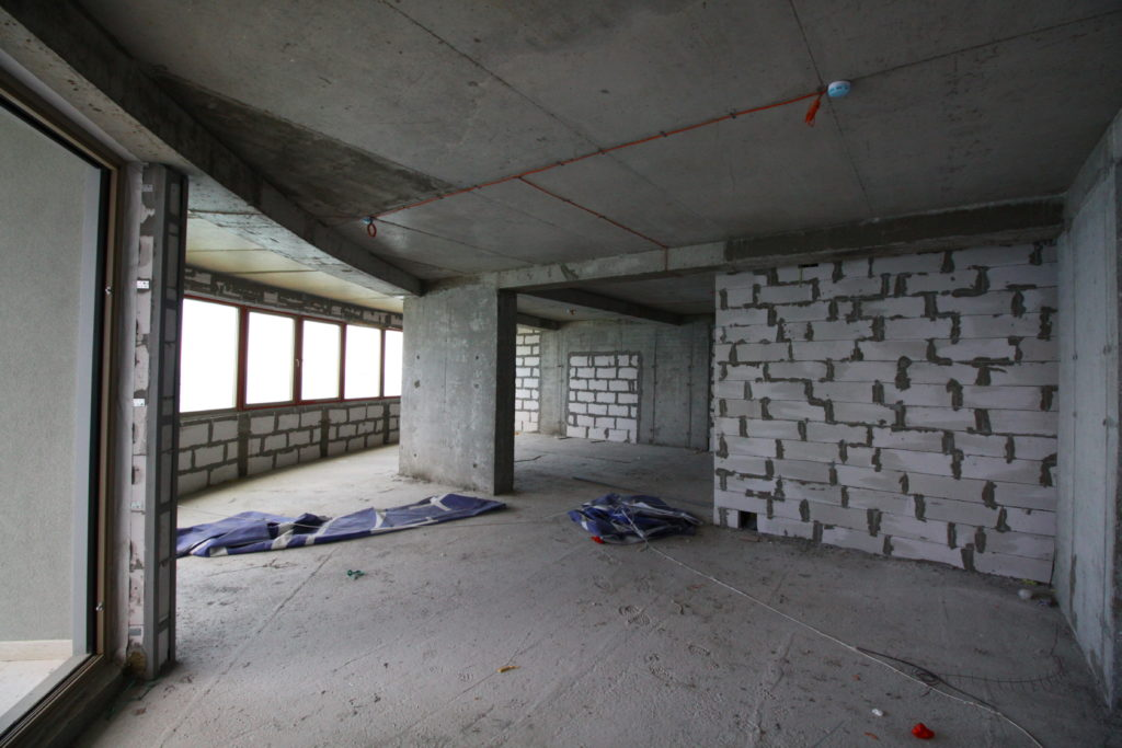 Квартира № 1604 в ЖК Зазеркалье 11