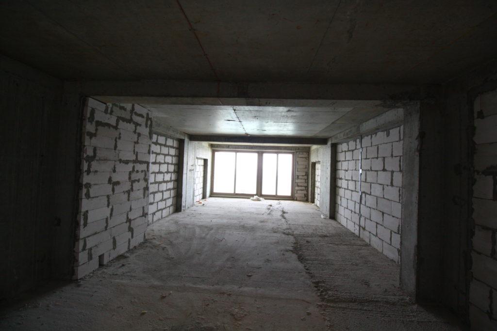 Квартира №1307 в ЖК Зазеркалье 8