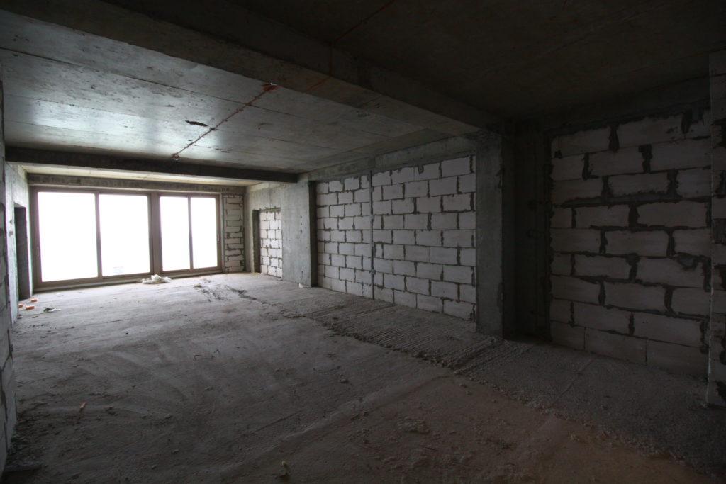 Квартира №1307 в ЖК Зазеркалье 9