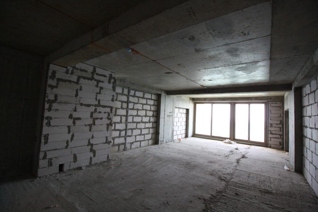 Квартира №1307 в ЖК Зазеркалье 3