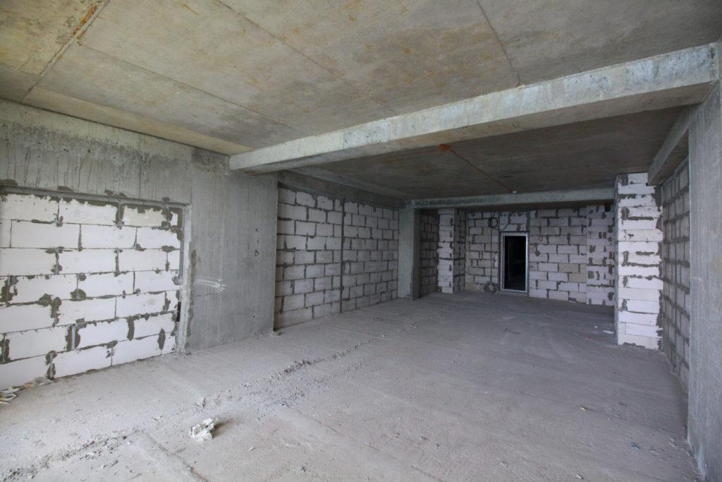 Квартира №1307 в ЖК Зазеркалье 4