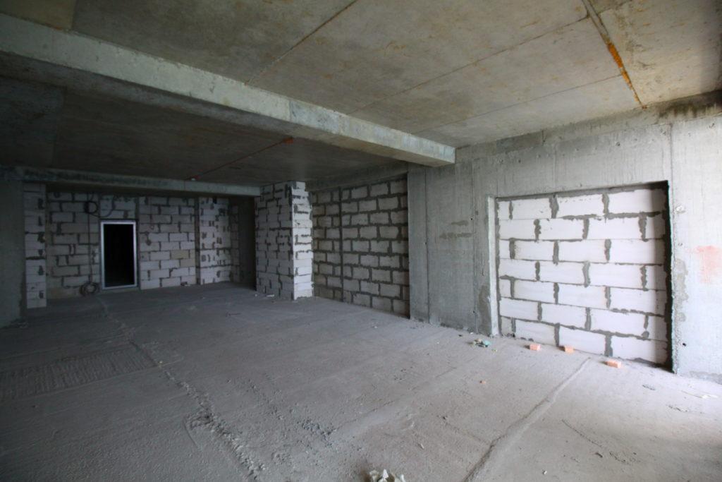 Квартира №1307 в ЖК Зазеркалье 5