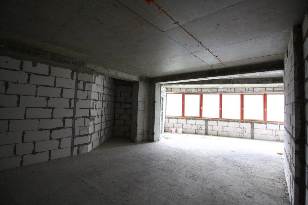 Квартира №1312 в ЖК Зазеркалье 7