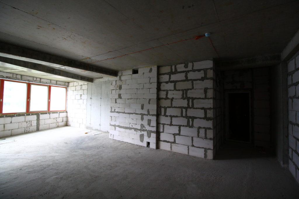 Квартира №1312 в ЖК Зазеркалье 8