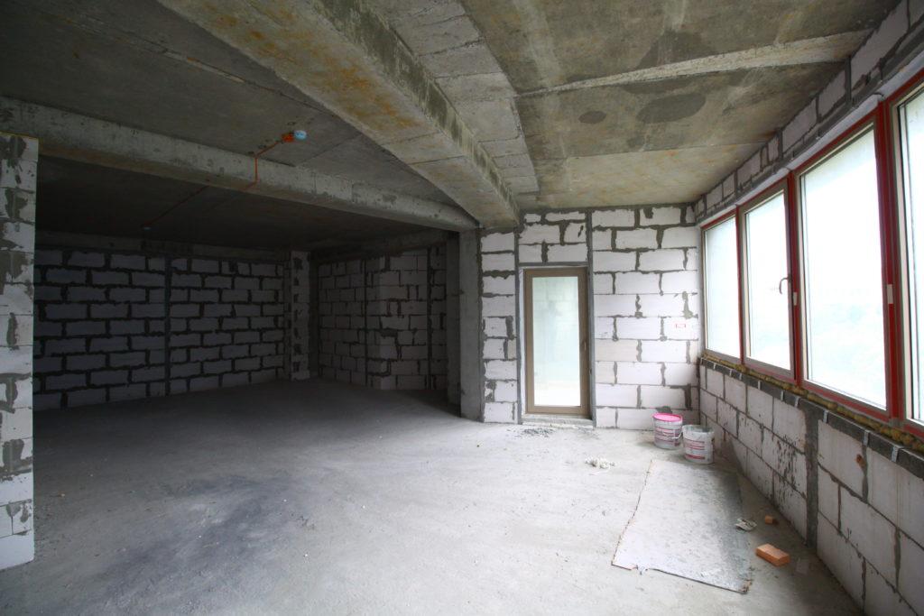 Квартира №1312 в ЖК Зазеркалье 6