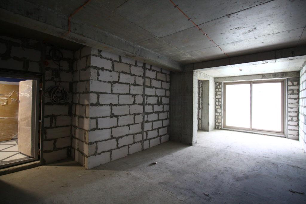 Квартира №1314 в ЖК Зазеркалье 3